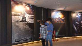 Tuzla'da Uzay Haftası etkinliği