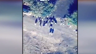 Ermeni askerleri böyle havaya uçuruldu