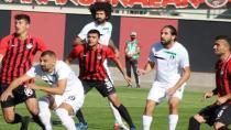 Sakaryaspor son dakikada golü yedi! Sakaryaspor 0-1 Vanspor