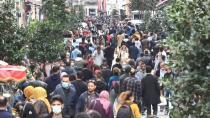 İstanbul'daki vaka sayısı Türkiye'nin yüzde 40'lık oranına denk geliyor