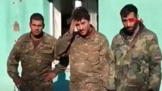 Ermeni askerler 'Karabağ Azerbaycandır' dedi