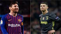 Lionel Messi'den Cristiano Ronaldo açıklaması: Onunla rakip olmayı seviyorum