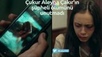 Çukur'da yayınlanan 'Aleyna Çakır' sahnesi sosyal medyayı salladı