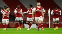 Arsenal, Dundalk karşısında 3 golle kazandı