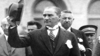 Spor Camiası 10 Kasım'da Ulu Önder Atatürk'ü andı