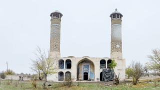 Ermenistan işgalinden kurtarılan Ağdam şehrinden görüntüler