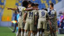 Fenerbahçe'den dev fark! Gençlerbirliği 1-5 Fenerbahçe