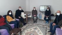 Terörist evine taziyeye giden HDP'liler için düğmeye basıldı