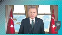 Erdoğan: Hukuk dışı dijitalleşmenin sonu faşizmdir