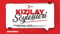 Kızılay'dan 5 Aralık Dünya Gönüllüler Günü'ne özel davet