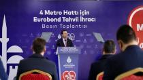 İBB, ''İstanbul'u Borçlandırma Töreni'' yaptı