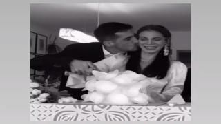 Grup Hepsi'den Cemre Kemer, Emir Medina ile evlendi