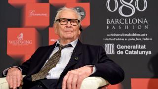 Modacı Pierre Cardin, 98 yaşında hayata veda etti