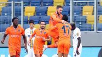 Ankaragücü - Başakşehir: 1-2 maç özeti izle