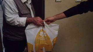 Sultanbeyli Belediyesi Gönüllüler Timi, ihtiyaç sahiplerinin hizmetinde