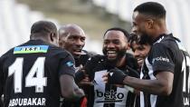 Fatih Karagümrük - Beşiktaş: 1-4 özet izle