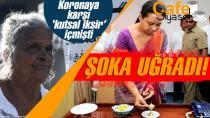 Koronaya karşı ''kutsal iksir'' içen Sri Lankalı Sağlık Bakanı'nın testi pozitif çıktı