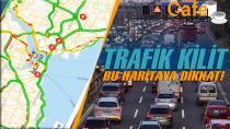 İstanbul'da kısıtlamaya saatler kala trafik yoğunluğu yüzde 80'e ulaştı