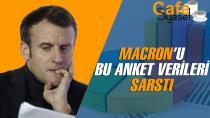 Fransızlar Macron'a güvenmiyor! Anket sonuçları açıklandı