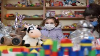 Tuzla'da Değişen Oyuncak Dükkanı ihtiyaç sahibi çocukları mutlu ediyor