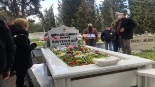 Müslüm Gürses mezarı başında anıldı