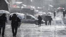 Meteoroloji'den kritik yağış uyarısı geldi