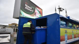 Tuzla'da her gün 40 ton atık geri dönüşüme kazandırılıyor