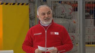 Yıldız Holding Başkanı Murat Ülker'den Kızılay'ın bağış kampanyasına dev destek