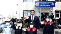 Çocukların hayalleri ve Kağıthane Belediyesi'nin destekleriyle gerçekleşiyor