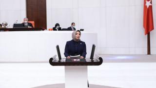 AK Partili Serap Yaşar HDP'li Meral Danış Beştaş'ı rezil etti