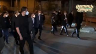 Başkan Erdoğan Mahruze Teyze'yi ziyaret etti