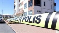 Kırşehir'de bir apartman Kovid-19 nedeniyle karantinaya alındı