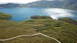 Kampçıların yeni rotası Nemrut Gölü