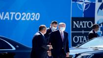 Cumhurbaşkanı Erdoğan'dan NATO zirvesi kapsamında önemli görüşmeler