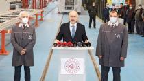 Bakan Karaismailoğlu: Milli elektrikli tren bu yıl hizmete sunuluyor