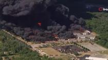 ABD'de şiddetli patlama!