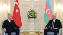 Cumhurbaşkanı Erdoğan ve Aliyev'den önemli açıklamalar