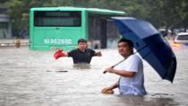 Çin'deki sel felaketinde can kaybı artıyor