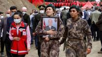 Şehit Fatih Güney son yolculuğuna uğurlandı