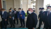 TBMM Başkanı Şentop Azerbaycan'a gitti