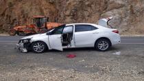 Zigana Dağı'nda trafik kazası: 9 yaralı