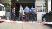 İstanbul'da sanayi sitesinde patlama: Bir işçinin bacağı koptu