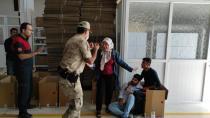 Şanlıurfa'da rehine krizi! Güvenlik görevlisi rehin alındı