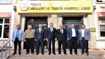 Başkan Eroğlu: Genç beyinlerin destekçisi olmaya devam edeceğiz