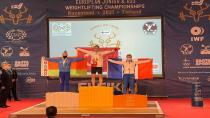 Nuray Levent 3 Altın madalya ile Avrupa Şampiyonu oldu