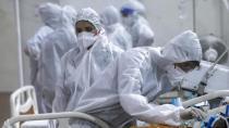 Rusya'da salgında yeni rekor! 852 ölüm
