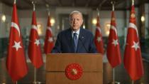 Cumhurbaşkanı Erdoğan'dan TURKOVAC mesajı
