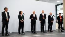 Almanya'da koalisyon için ön anlaşma sağlandı