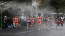 Çin Pekin Maratonu'nu koronavirüs nedeniyle erteledi