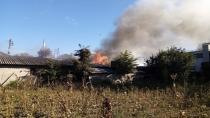 Bursa'da boya imalathanesinde patlama ve yangın!